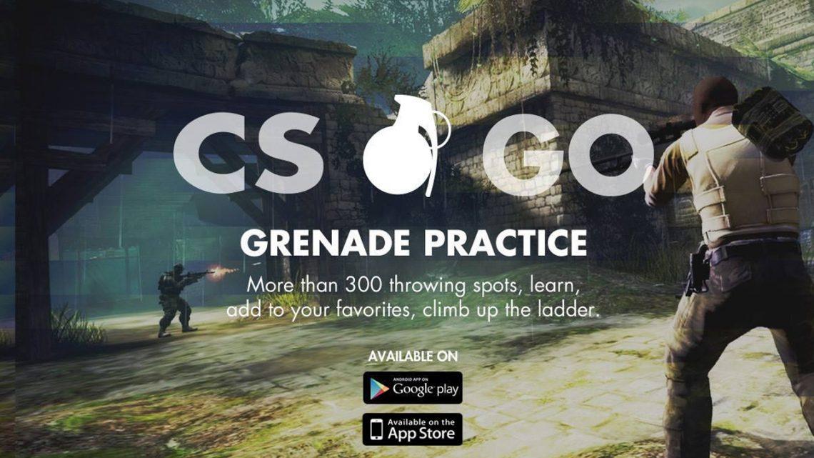 Grenade Practice