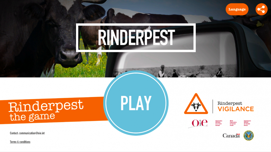 Rinderpest the game